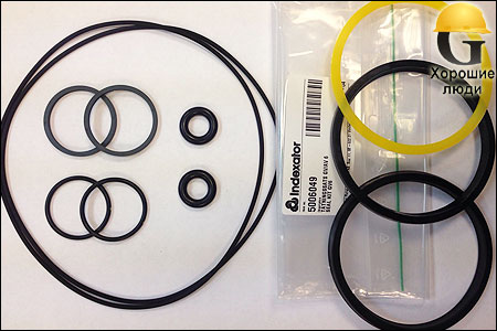 Комплект уплотнений 5006049 seal kit GV6